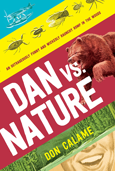 Cover of Dan Vs. Nature